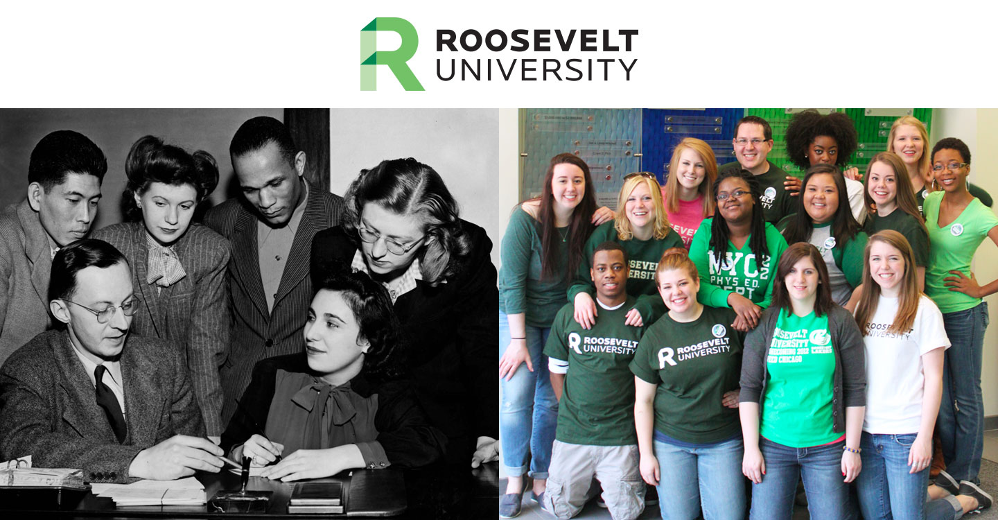Header image: Roosevelt Students