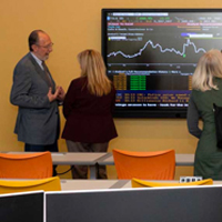 Financial Trading Room Relaunches